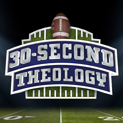 30 Second Theology 2018