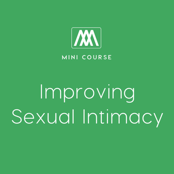 Improving Sexual Intimacy