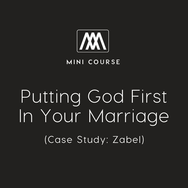 Putting God First in Your Marriage