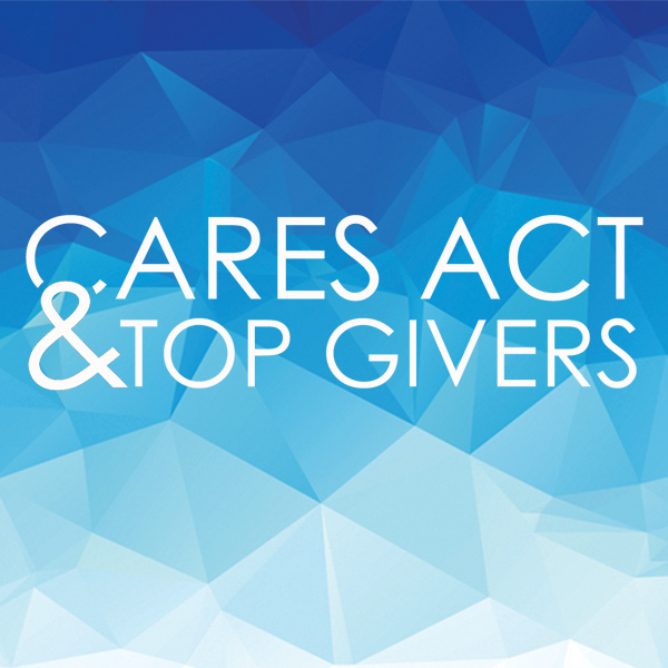 CARES Act: How to Increase Giving with Your Top Donors
