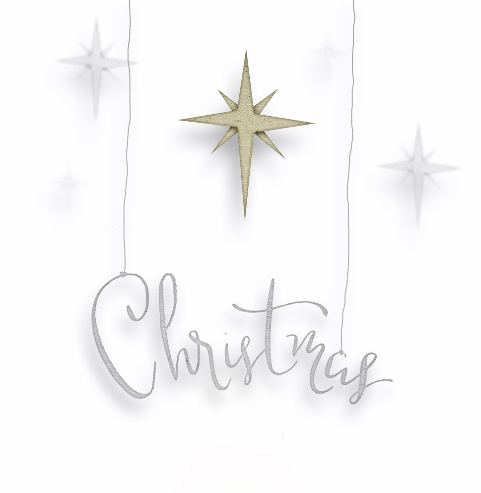 Christmas: Wintery Star