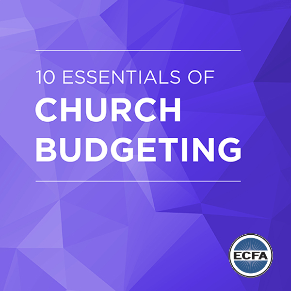 10 Essentials of Church Budgeting [eBook]