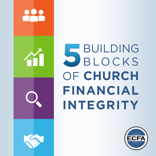 5 Building Blocks of Church Financial Integrity [eBook]
