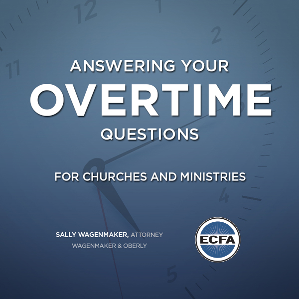 Answering Your Overtime Questions [eBook]