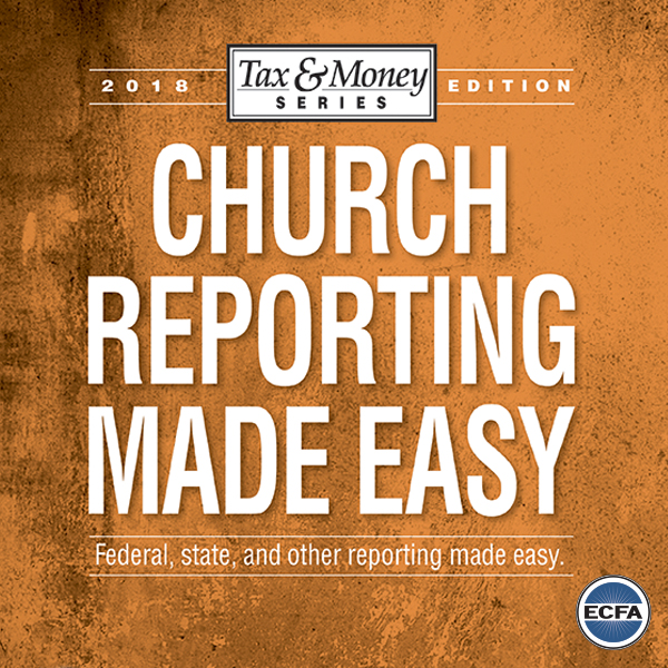 Church Reporting Made Easy [eBook]