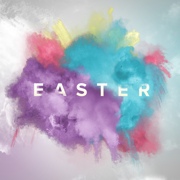 Easter Splash Graphics