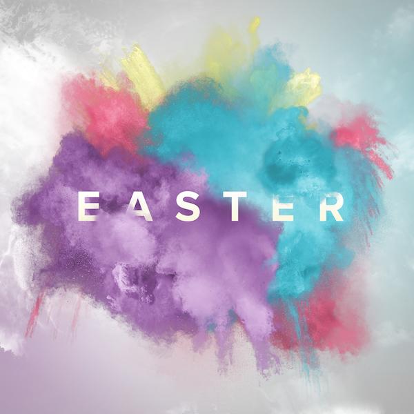 Easter Splash Graphics