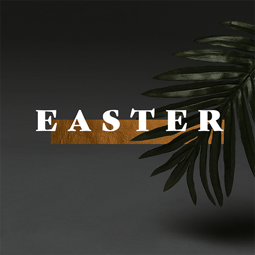 Easter Palm Leaf Graphics
