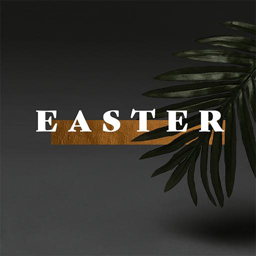 Easter Palm Leaf Graphics