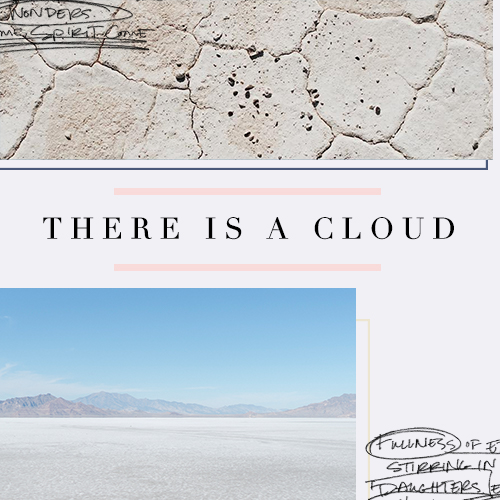 There is a Cloud