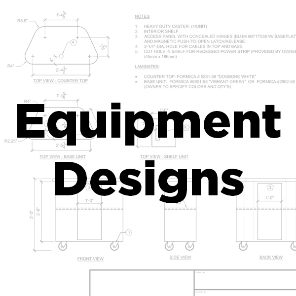 Equipment Designs