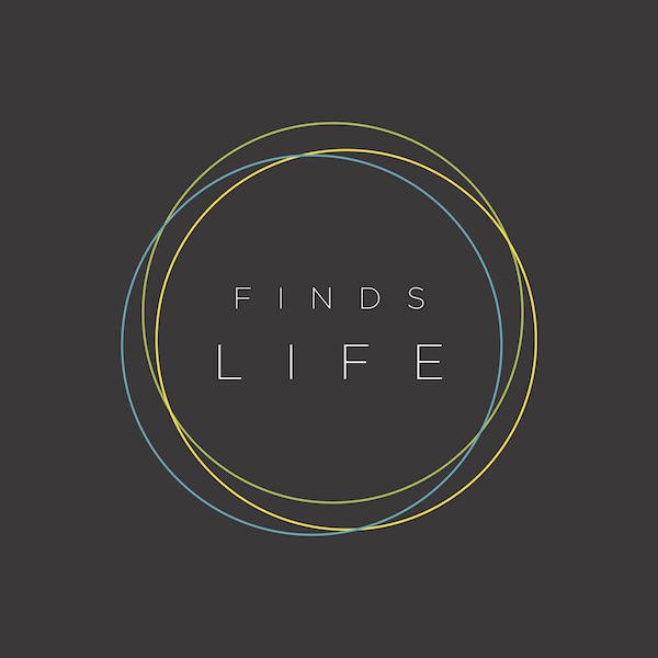 """Finds Life"" Shirt Art"