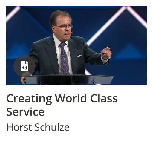 Creating World Class Service