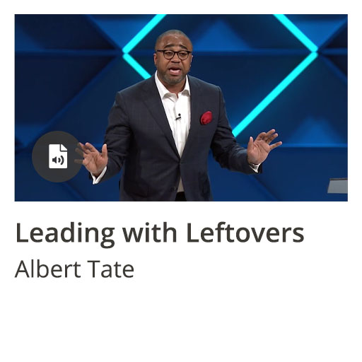 Leading with Leftovers