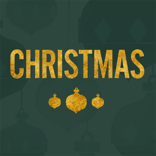 Christmas: Gilded Ornaments