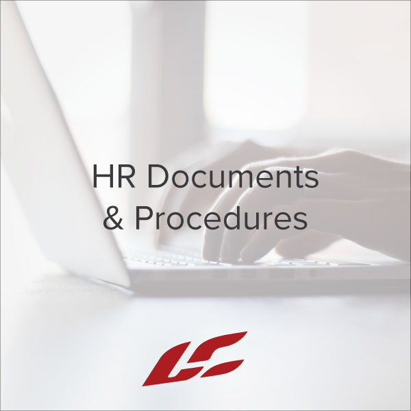 HR Documents & Procedures
