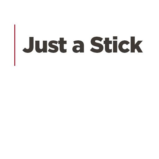 Just a Stick