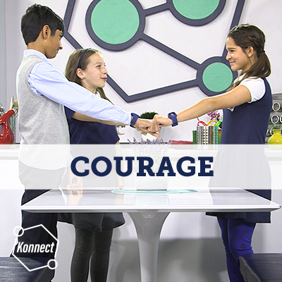 Courage - Konnect HQ