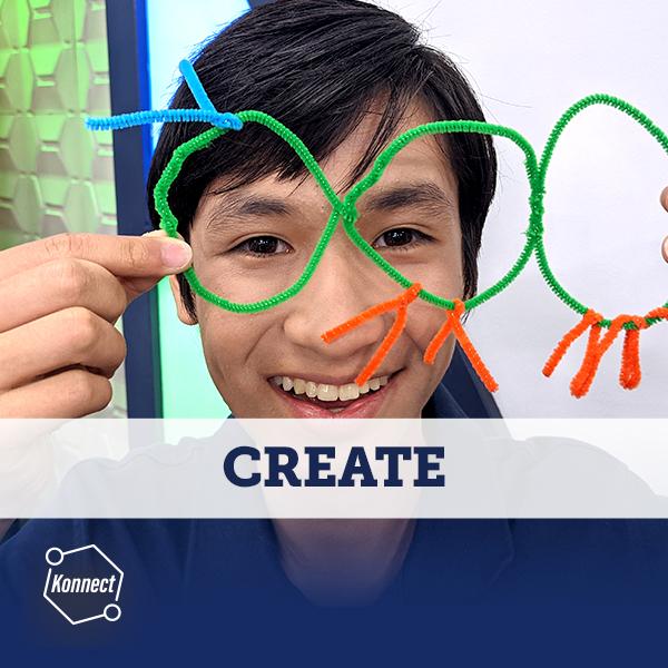 Create - Konnect HQ