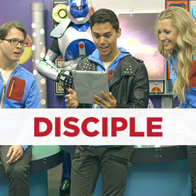 Konnect Plus: Disciple