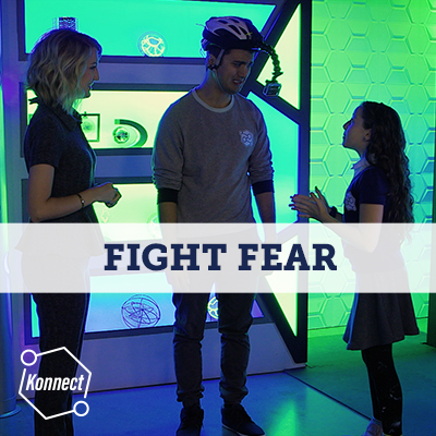 Fight Fear - Konnect HQ