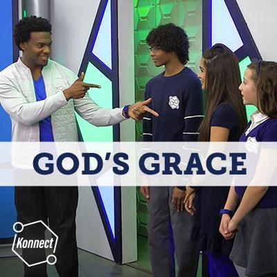 God's Grace - Konnect HQ