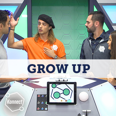 Grow Up 2019 - Konnect HQ