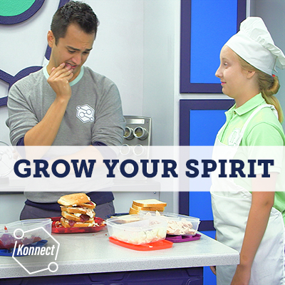 Grow Your Spirit - Konnect HQ