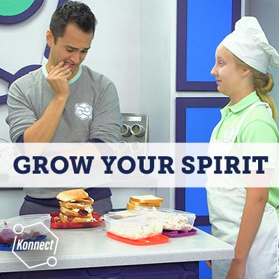 Grow Your Spirit - Konnect HQ