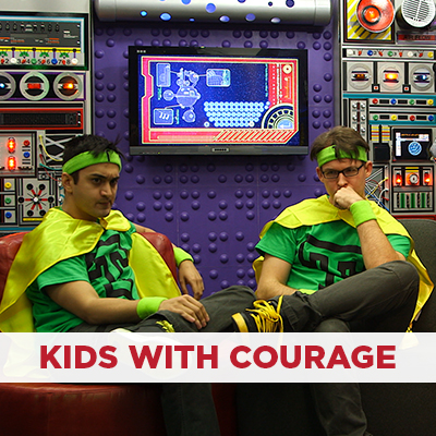 Konnect Plus: Kids With Courage