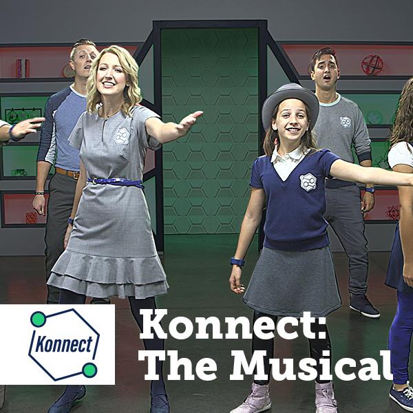 Konnect: The Musical - Konnect HQ