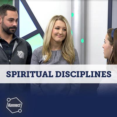 Spiritual Disciplines - Konnect HQ