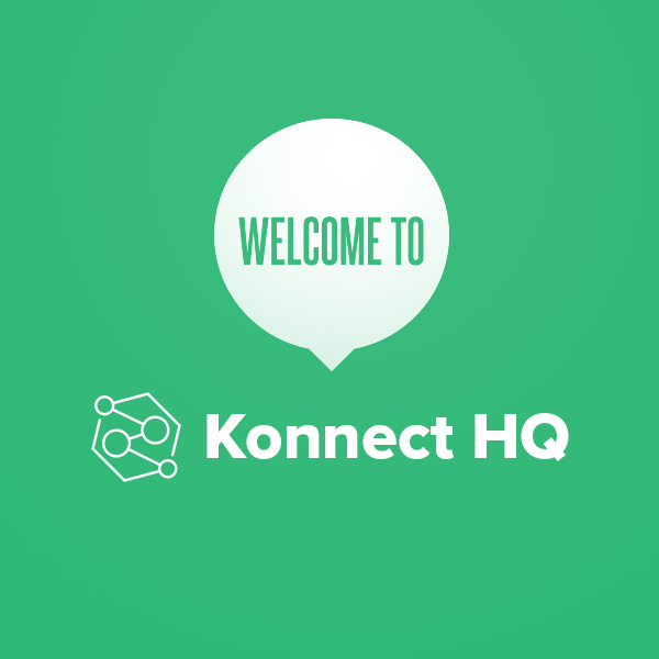 Welcome to Konnect - Konnect HQ