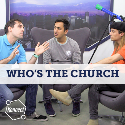Who's the Church?