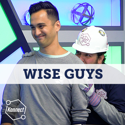 Wise Guys - Konnect HQ