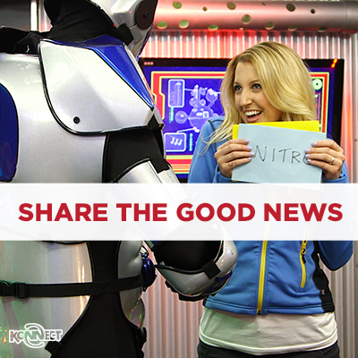 Share The Good News 2016