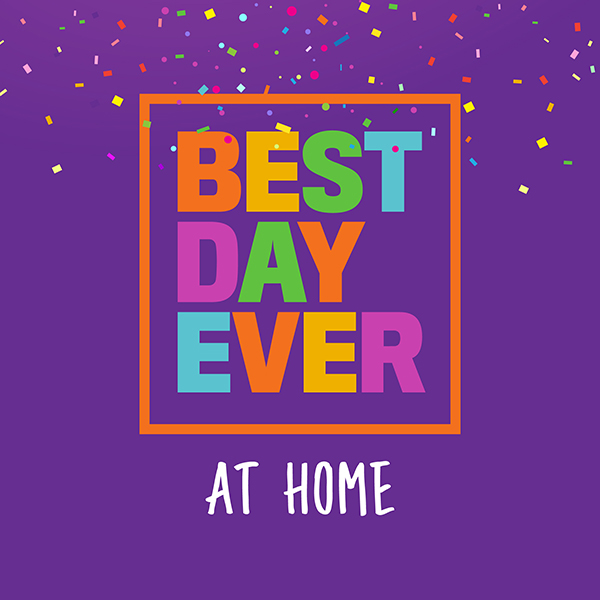 Best Day Ever At Home - KidSpring