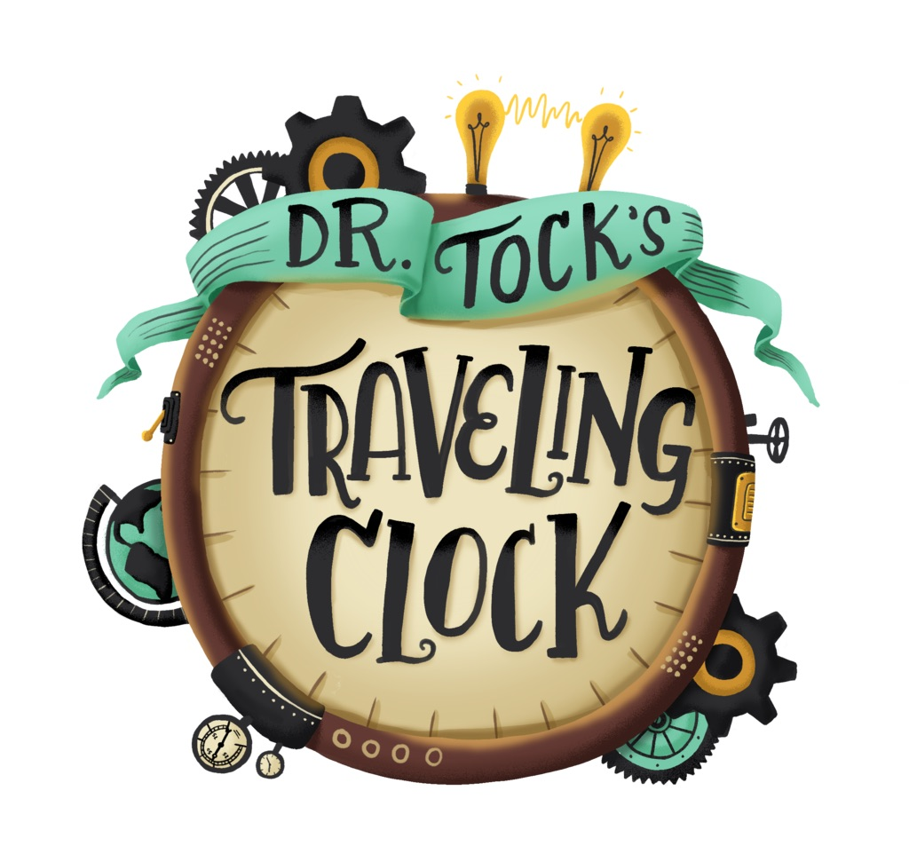 Dr. Tock's Traveling Clock - KidSpring