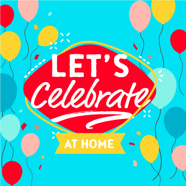 Let's Celebrate At Home - KidSpring