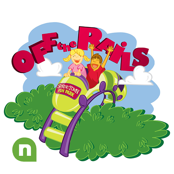 Off the Rails at Beginagin Theme Park - KidSpring