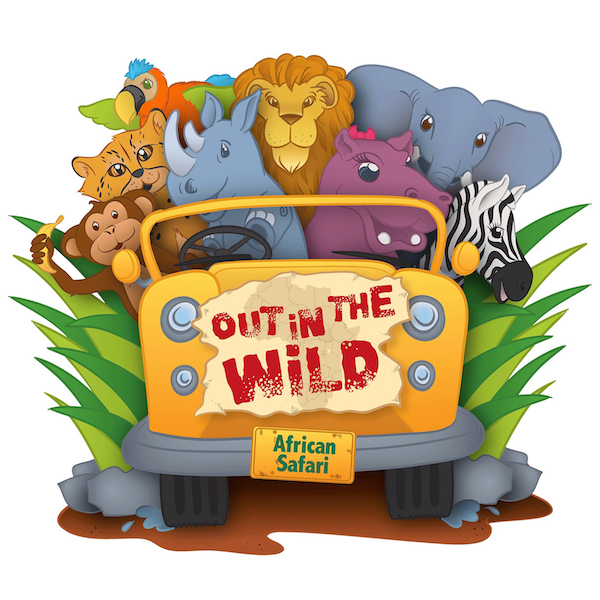 Out In The Wild - African Safari