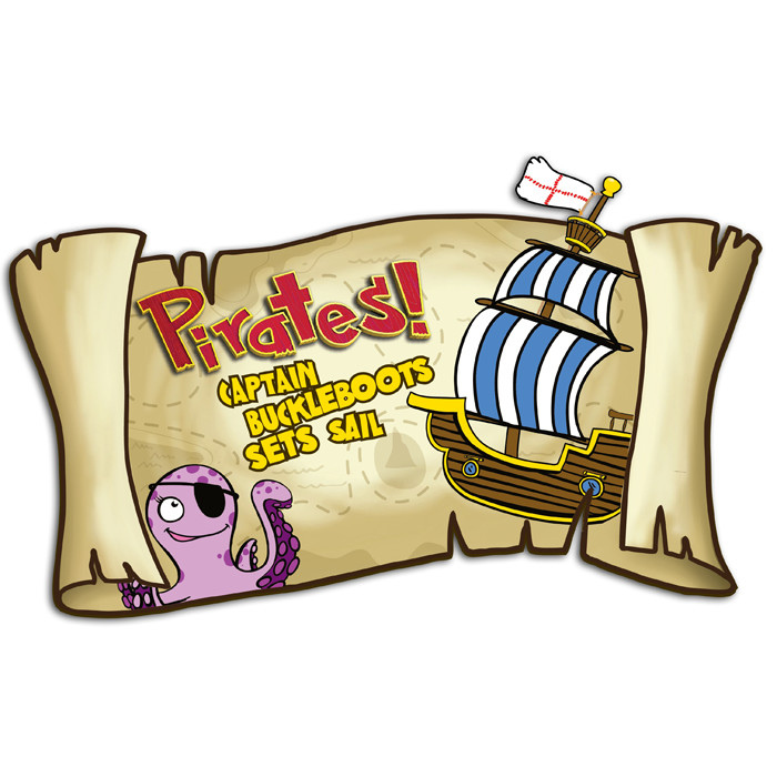 Pirates - Captain Buckleboots Sets Sail - KidSpring