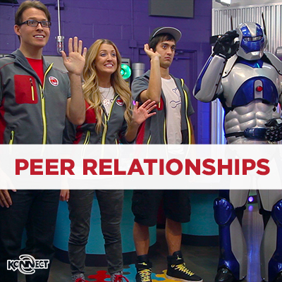 Konnect Plus: Peer Relationships