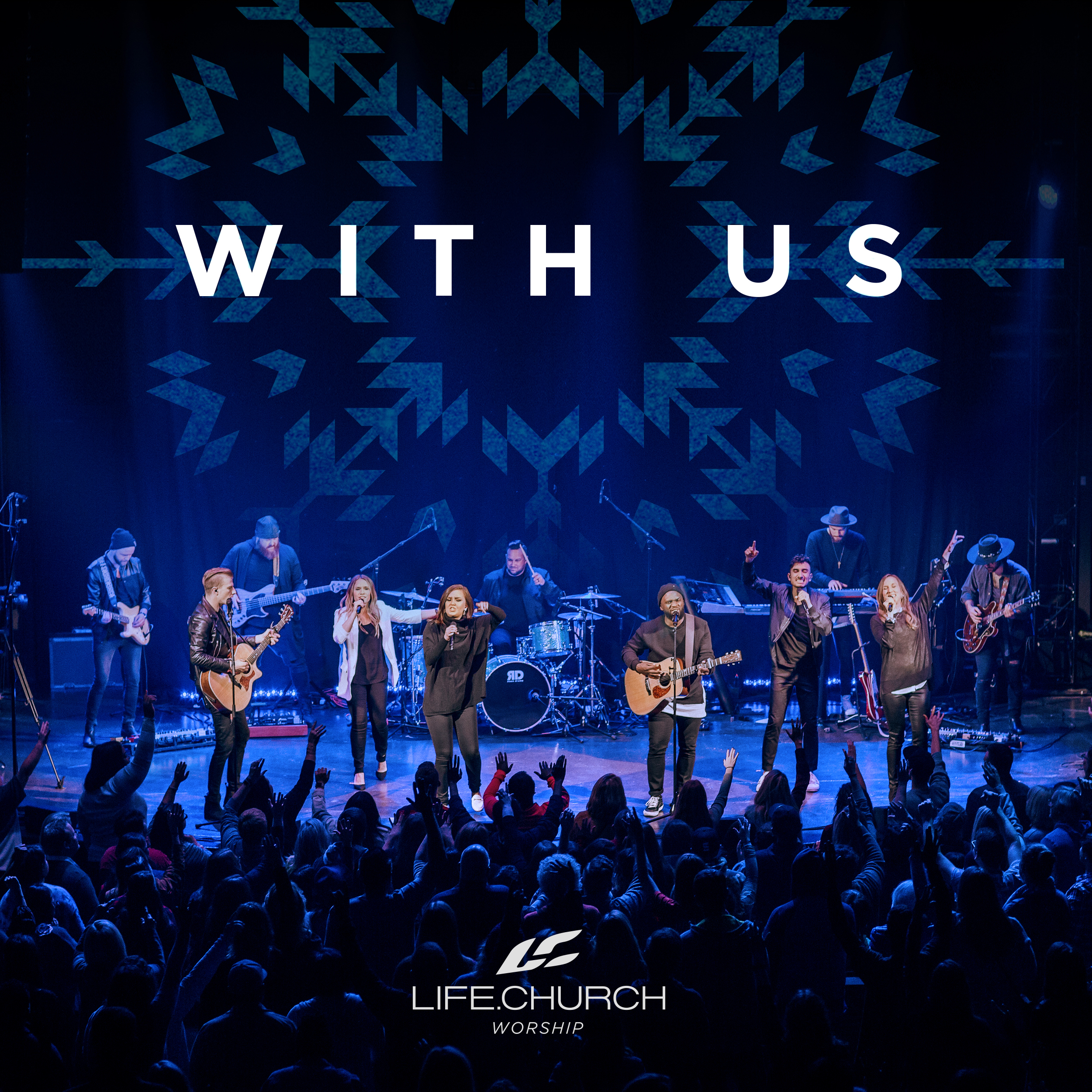 Christmas EP: With Us (Live)