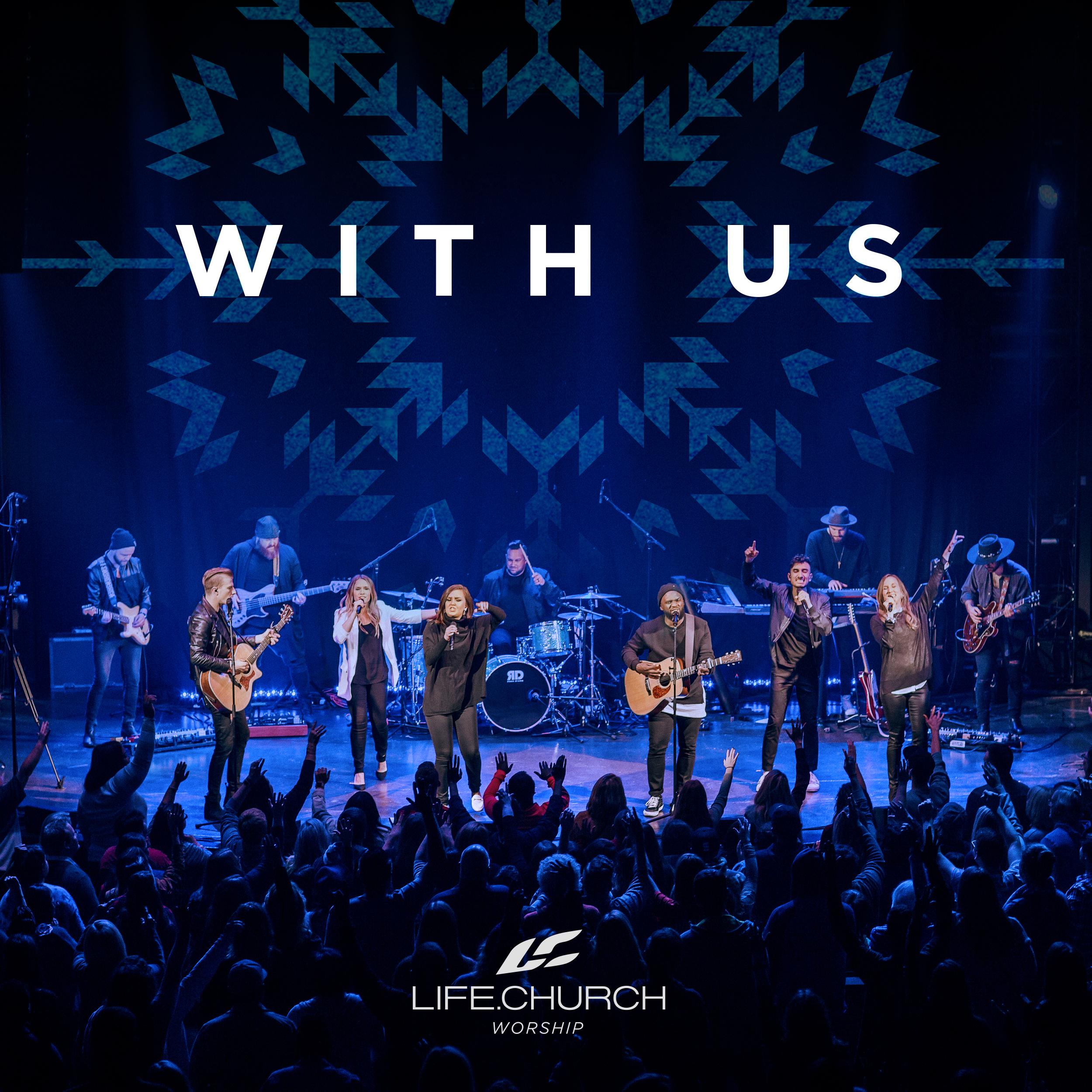Christmas EP: With Us (Live)