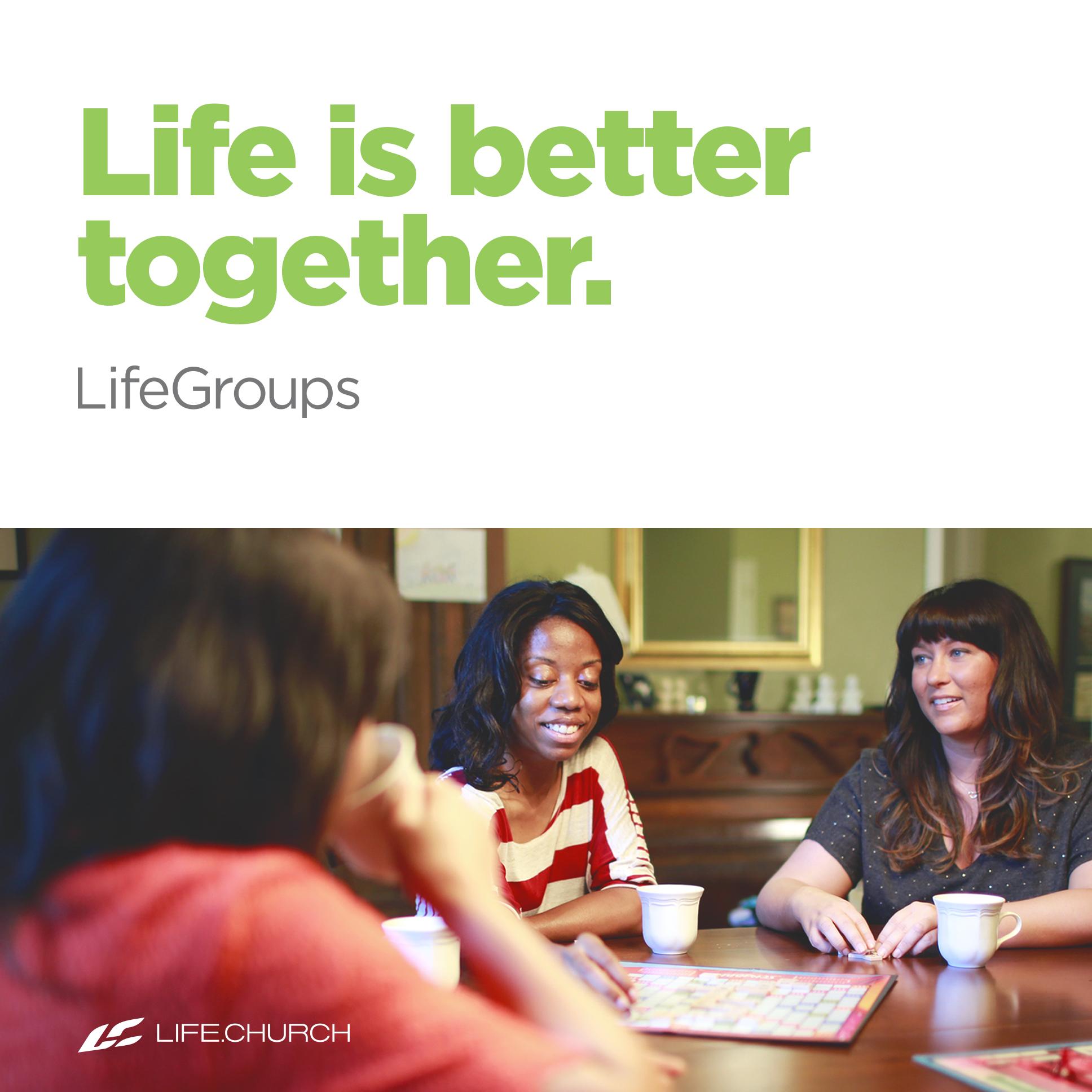 LifeGroup Resources