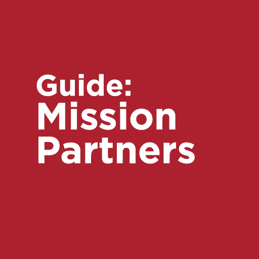 Missions Partner Evaluation Guides