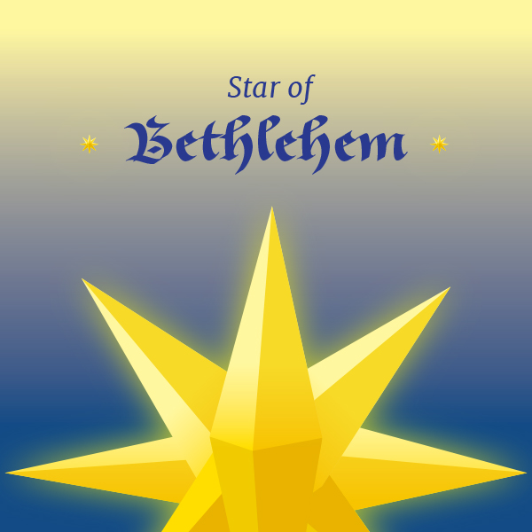Star of Bethlehem (Update Coming)