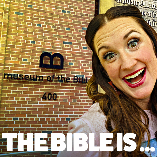 The Bible Is - Loop Show