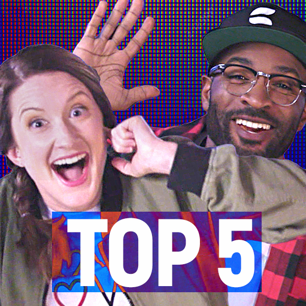 Top 5 Countdown